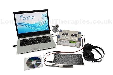 Bioresonance machine Sensitive Imago